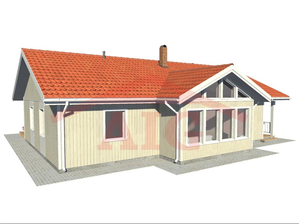 Fertighaus fertighäuser holz haus aig family houses