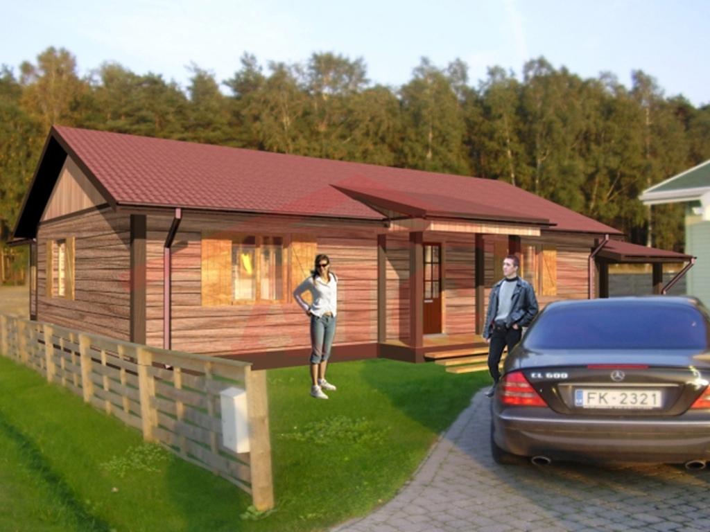 hus byggsats