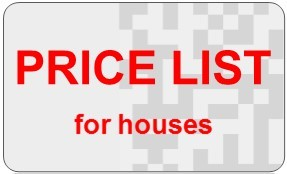 Price list for house buildingsets.